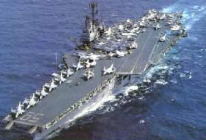 USS Forrestal CVA59